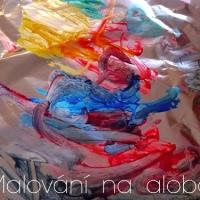 Malování na alobal